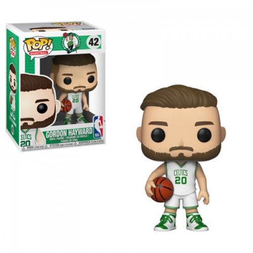 Funko Pop Nba Gordon Hayward #42 Basquete - Original-NBA-42
