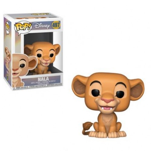 Funko Pop Nala Lion King Disney-O Rei Leão-497