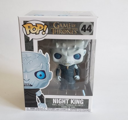 Funko Pop Night King-Game of Thrones-44