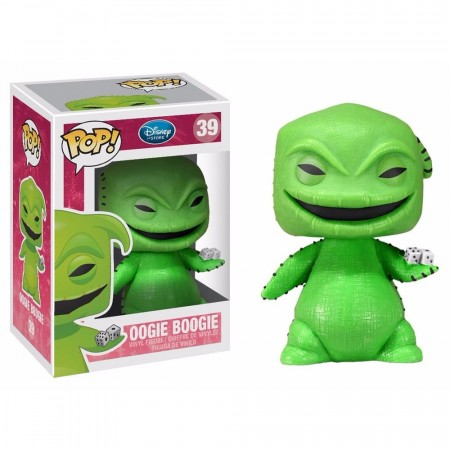 Funko Pop The Nightmare Before Christmas - Oogie Boogie - Atc-Disney-39