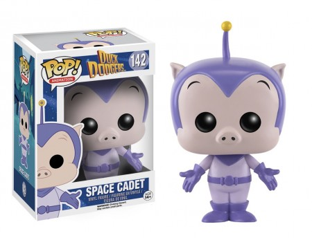 Funko Pop Original Space Cadet Vaulted E Loose-Duck Dodgers-142