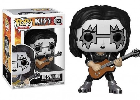 Funko Pop Original The Spaceman-Kiss-123