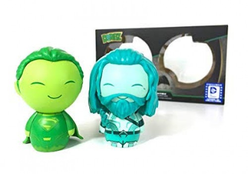 Funko Pop Pack Superman E Aquaman-DC Batman-1