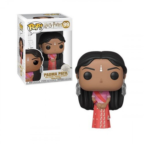 Funko Pop Padma Patil-Harry Potter-99