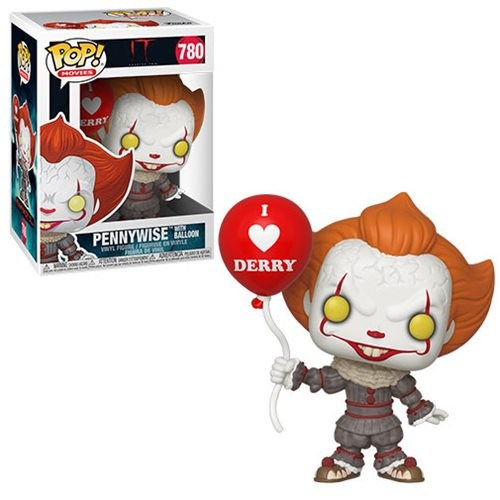 Funko Pop Pennywise With Balloon-Pennywise-780