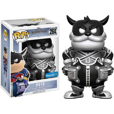 Funko Pop Pete (walmart Exclusive)-Kingdom Hearts-264