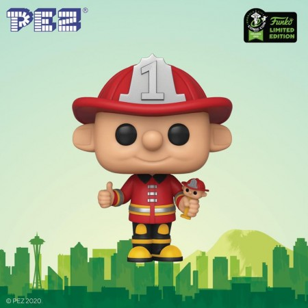 Funko Pop Pez Boy Eccc 2020 Do Alcir Feder Júnior-ECCC 2020-100