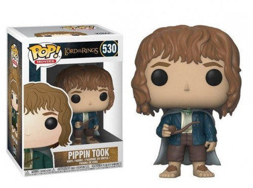 Funko Pop Pippin Took Lord Of The Rings-Senhor Dos Anéis-530