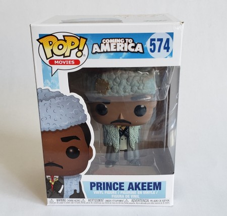 Funko Pop Prince Akeem-Coming to America-574