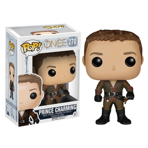 Funko Pop Prince Charming-Once Upon A Time-270