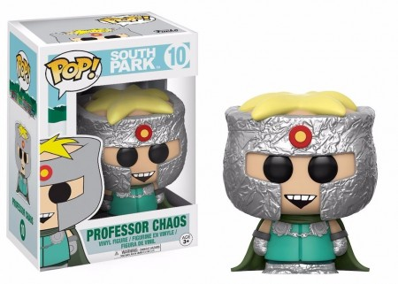 Funko Pop Professor Chaos-South Park-10