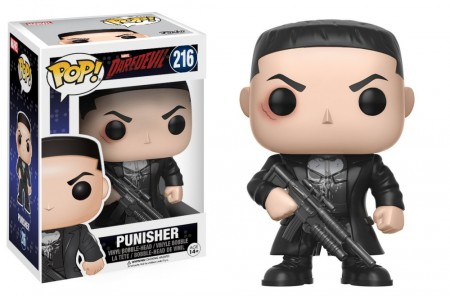 Funko Pop Punisher-Demolidor-216