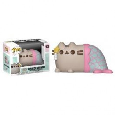 Funko Pop Pusheen  - Pusheen Mermaid 13 - Pusheen - #13