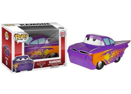 Funko Pop Ramone Disney-Cars Disney-131