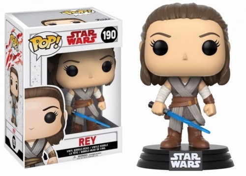 Funko Pop Rey Star Wars - Star Wars - #190