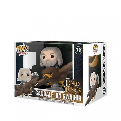 Funko Pop Ride Gandalf On Gwaihir-the lord of the rings-72