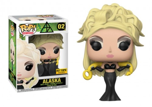 Funko Pop Rupaul Drag Race Alaska Exclusiva Ht - RuPauls's Drag Race - #2
