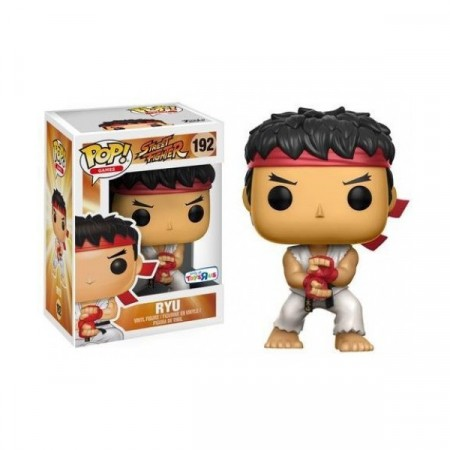 Funko Pop Ryu Toysrus-Street Fighter-192