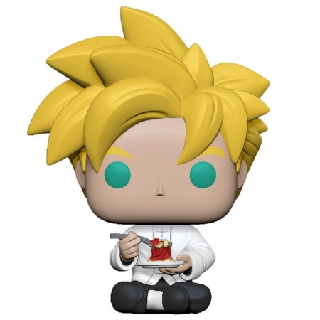 Funko Pop Ss Goku With Noodles-Dragon Ball Z-1