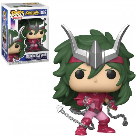 Funko Pop Saint Seiya - Andromeda Shun-Animation-809