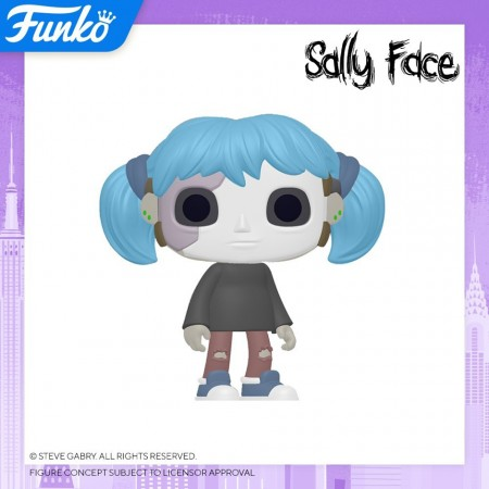 Funko Pop Sally Face - Toy Fair 2020-Funko-1