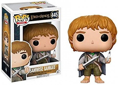 Funko Pop Samwise Gamgee-Lord Of The Rings-445