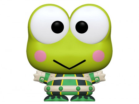 Funko Pop Sanrio Ny Toy Fair 2020- My Hero Academia Keroppi Tsuyu ( Amazon)-Sanrio-1