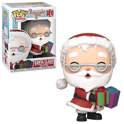 Funko Pop Santa Claus-Peppermint Lane-100