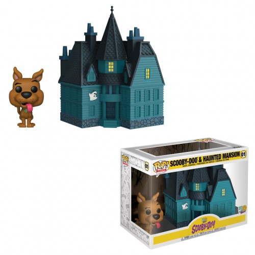 Funko Pop Scooby Doo Haunted Mansion - Scooby Doo - #1