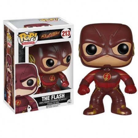 Funko Pop Series- Dc Flash - The Flash 213-The Flash-213