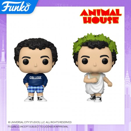 Funko Pop Set Animal House - 2 Pops-Funko-1
