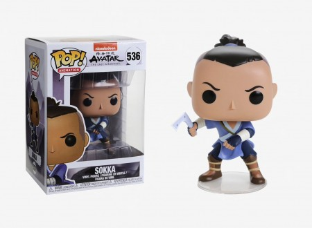 Funko Pop Sokka-AVATAR-536