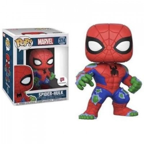 Funko Pop Spider Hulk Exclusive Wallgreens-Marvel-374
