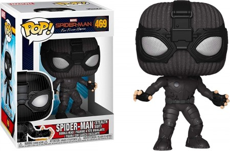 Funko Pop Spider Man-Spider-man Far From Home-469