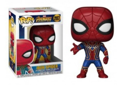 Funko Pop Avengers - Spider-man 287-Marvel Avengers-287