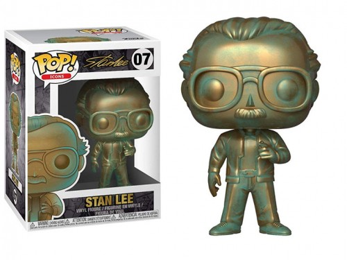 Funko Pop Stan Lee Patina Marvel-Stan Lee-7