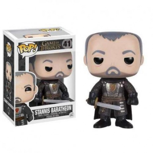Funko Pop Stannis Baratheon-Game of Thrones-41