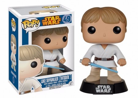 Funko Pop Star Wars: Luke Skywalker Tatooine-Stars Wars-49
