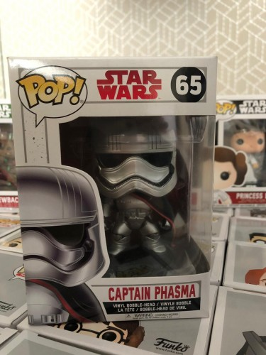 Funko Pop Star Wars 8 Captain Phasma-Stars Wars-65