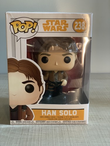 Funko Pop Star Wars Han Solo-Stars Wars-238