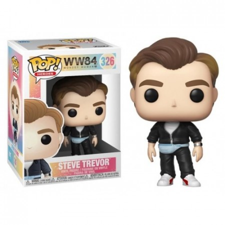 Funko Pop Steve Trevor-WW 84 Wonder Woman-326