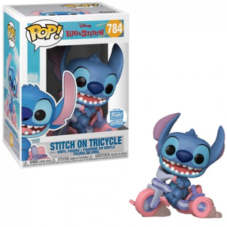Funko Pop Stitch On Tricycle Funko Shop-Lilo And Stitch-784