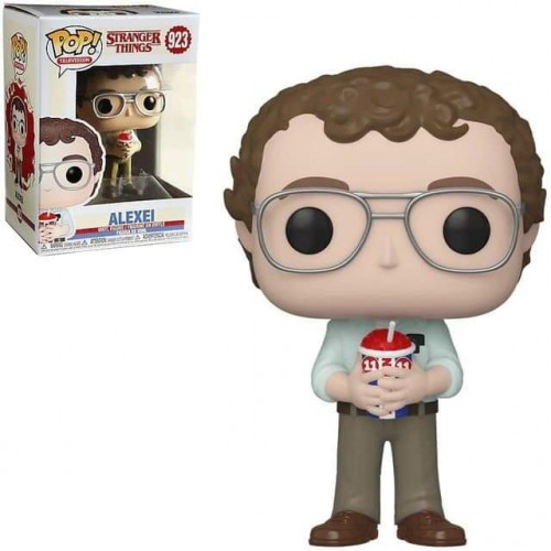 Funko Pop  Alexei-Stranger Things-923