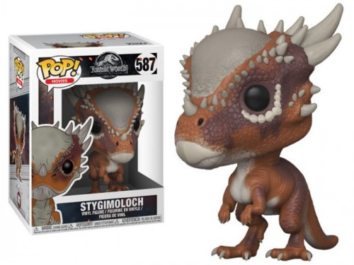 Funko Pop Stygimoloch-Jurassic World-587
