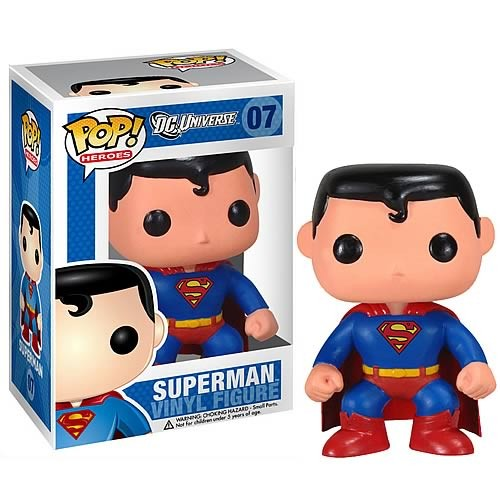 Funko Pop Superman - DC - #7