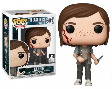 Funko Pop The Last Of Us Ellie-The Last of Us-601