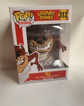 Funko Pop Taz-Looney Tunes-312