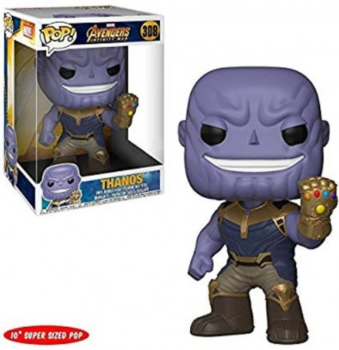 Funko Pop Thanos-Marvel Studios-308