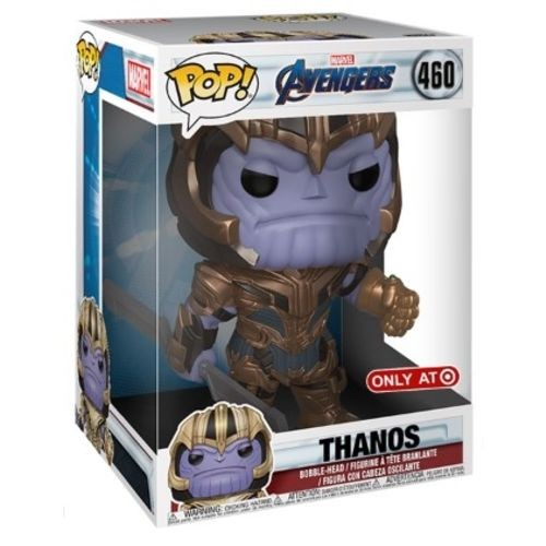 Funko Pop Thanos Exclusive Target - Avengers - #460