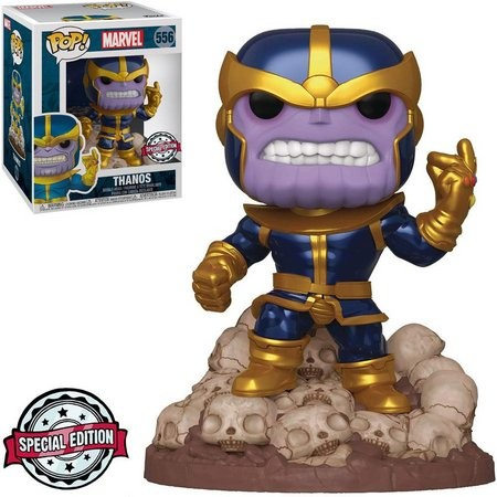 Funko Pop Thanos Special Edition-marvel-556